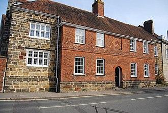 Eliza Acton - Bordyke House (now Red House), near Tonbridge