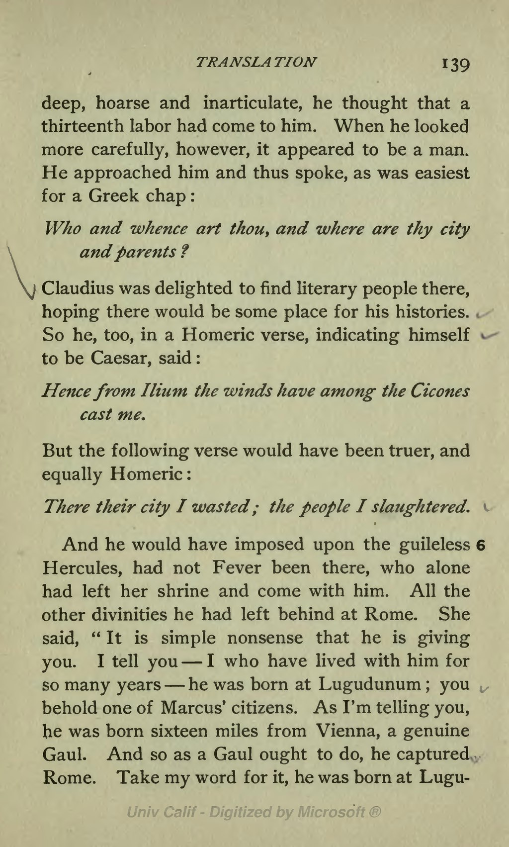 Page The Satire Of Seneca On The Apotheosis Of Claudius Djvu 151