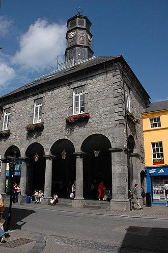 The Tholsel, Kilkenny - The Tholsel