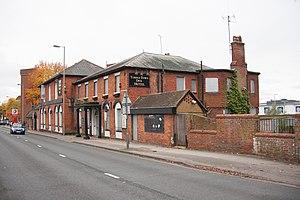 Farnborough, Hampshire - The Tumble Down Dick, before its conversion