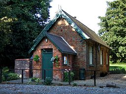 The Village Hall, Langton by Spilsby - geograph.org.uk - 554591.jpg