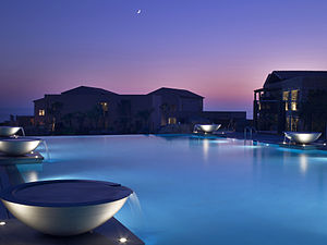 English: The Westin Resort, Costa Navarino