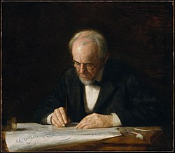 Thomas Eakins: The Writing Master