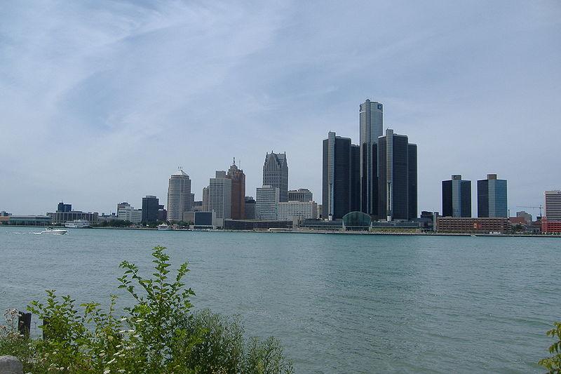 Detroit – Veduta