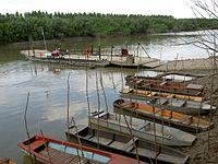 The ferry at Mindszent Rév.jpg