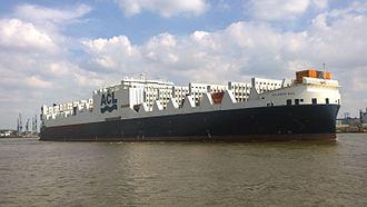 G4-class freighter - Atlantic Sail
