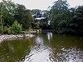 The pond at Burton Agnes - geograph.org.uk - 1388156.jpg