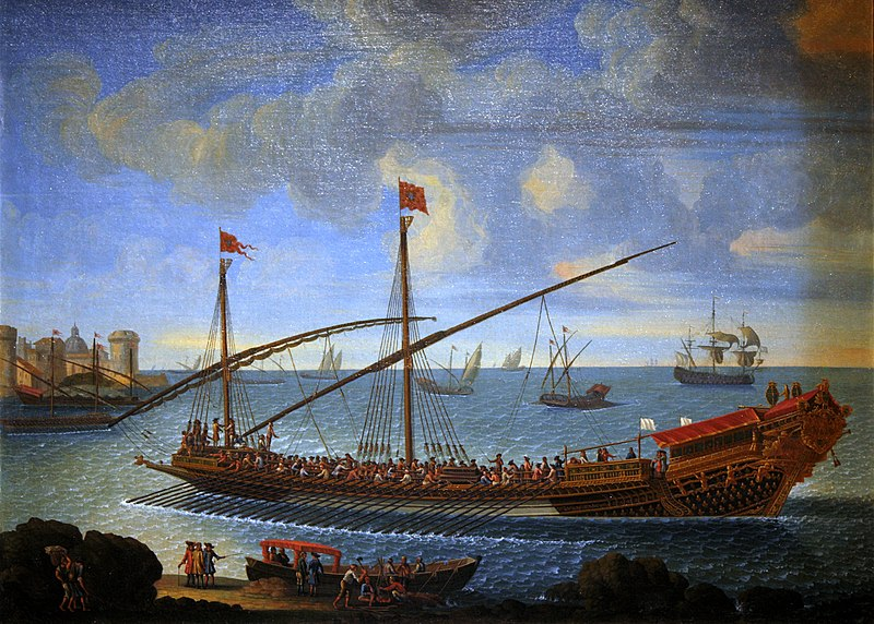 File:The réale returning to port.jpg