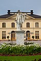 The statue of Apollo Belvedere in front of the theatere, Drottningholms slott.jpg