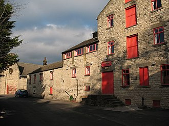 Masham - Theakston Brewery