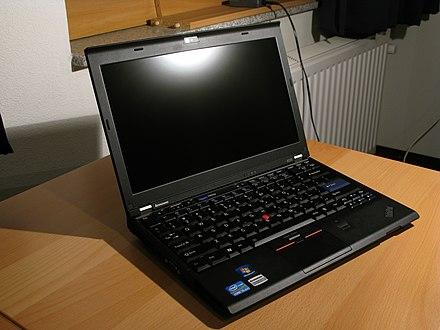 ThinkPad X220., From WikimediaPhotos