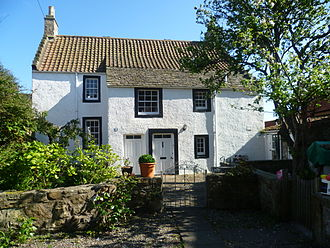 Thomas Chalmers - Chalmers' birthplace in Anstruther
