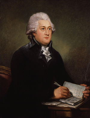 Thomas Clarkson - Thomas Clarkson by Carl Frederik von Breda, painting in the National Portrait Gallery