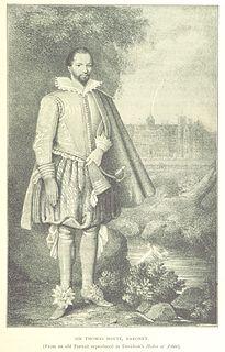 Thomas Holte English baronet