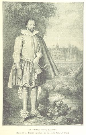 John Keating (judge) - Sir Thomas Holte, father of Keating's wife Grace.