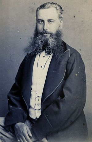Thomas Laxton - Thomas Laxton (undated photo)