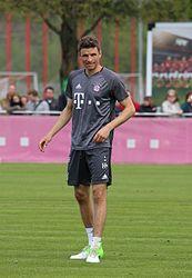 Thomas Mueller Training 2017-05 FC Bayern Muenchen-3
