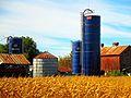 Three Harvestore® Silos - panoramio.jpg