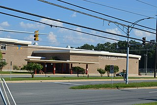 Charles W. Woodward High School Public school in Rockville, Maryland, United States