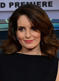 Tina Fey American actress, comedian, writer, producer, and playwright