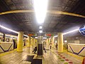 Toei Jimbocho Station platform - March 2 2018.jpg