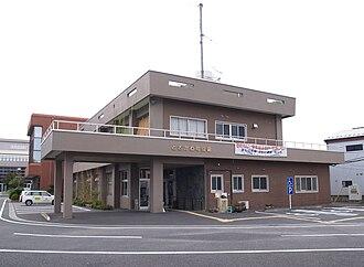 Tokigawa, Saitama - Tokigawa town office