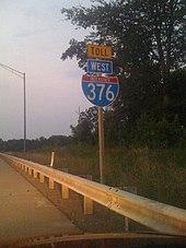 Toll Interstate Highways Edit