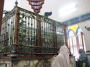 Al-Busiri - The tomb of Imam al-Busiri in Alexandria, Egypt