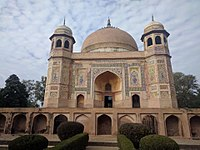 Tomb of Mohammad Momin and Haji Jamal, 02.jpg