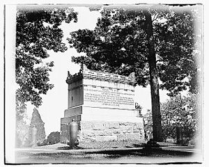 Tomb of the Unknown of Civil War, Arlington Na...