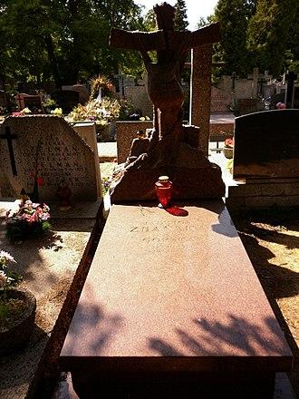 Tony Halik - Tony Halik's grave located in Bródno Cemetery