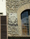 Torre degli albizzi, stemma albizi 01.JPG