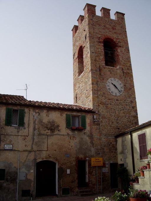 Torre del Cassero Montepescali (GR)