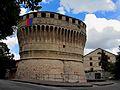 Torrione Roveresco dell'arch, F. di Giorgio Martini.JPG