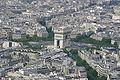 Tour Eiffel Arc de Triomphe.JPG