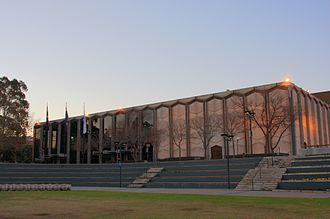 Canterbury-Bankstown - Image: Town hall btown