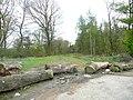 Track into Scrat Haigh Wood, Jebb Lane, Darton - geograph.org.uk - 787025.jpg
