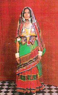 Banjara Nomadic community from the Indian subcontinent