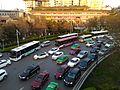 Traffic jam in Xi'an-20170330.jpg