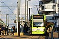 Tram Departing From East Croydon - geograph.org.uk - 1718798.jpg