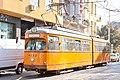 Tram in Sofia near Central mineral bath 2012 PD 004.jpg