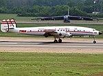 Trans World Airlines (TWA) Lockheed L-1049H Constellation N6937C.JPEG