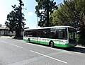 TrawsCymru bus in Builth Wells (geograph 3563583).jpg