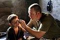 Treating an Afghan Boy DVIDS195753.jpg