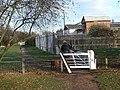 Trentside gate - geograph.org.uk - 1599284.jpg