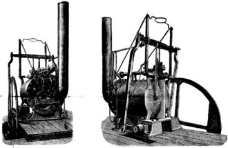John Urpeth Rastrick - Richard Trevithick's No. 14 Engine, built by Hazledine and Co about 1804