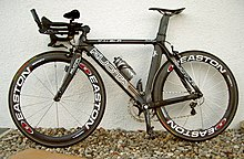 Telaio monoscocca di una bicicletta