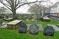 Trinity Church graveyard - Newport, Rhode Island - DSC04081.jpg