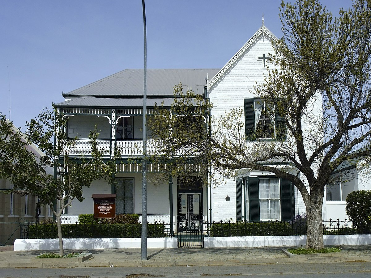 List Of Heritage Sites In Graaff Reinet Wikipedia