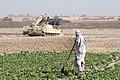 Trojan AVRE in Helmand, Afghanistan MOD 45151227.jpg
